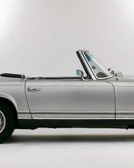 HT37PP 1969 Mercedes Benz 280SL Bilstein