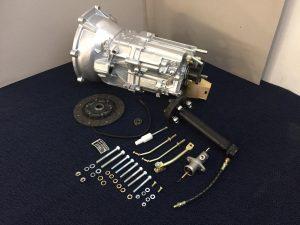Mercedes W113 6 speed Gearbox kit